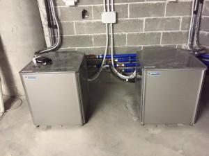impianto climatizzazione genova